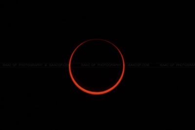 Annular Solar Eclipse 2005 // Isaac GP © www.isaacgp.com