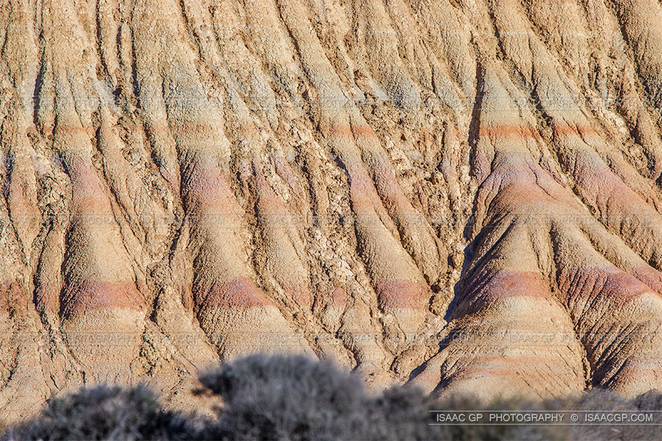 Geological landscape of Bardenas Reales (Spain) | IsaacGP www.isaacgp.com