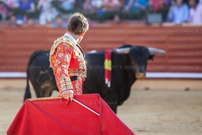 Bullfighting in Spain review // Isaac GP @ All rights reserved www.isaacgp.com