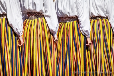 Estonian Song and Dance Celebration. July 2014. Tallinn (Estonia)