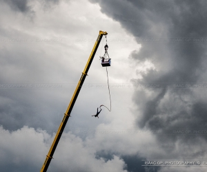 Bungee at the fair - Estonia (2014)