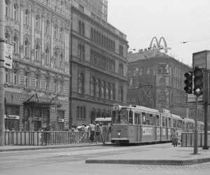 Budapest streets.